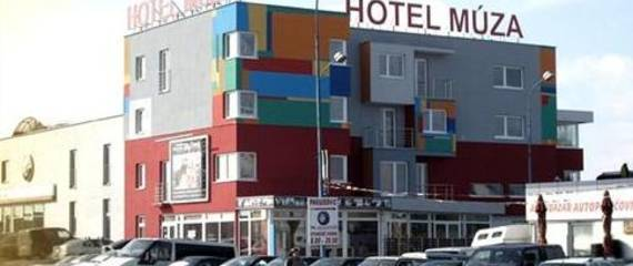 Hotel Múza***