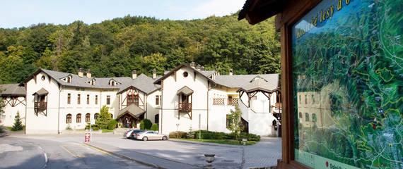 Hotel Bankov ****